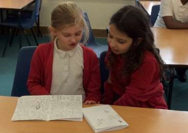 Sharing books 1