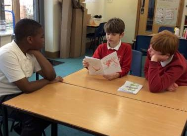 Sharing books 2