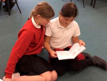 Sharing books 3