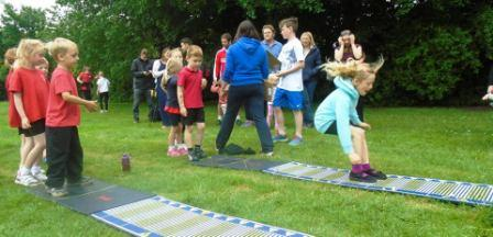 1 web KS1 sports day jumping