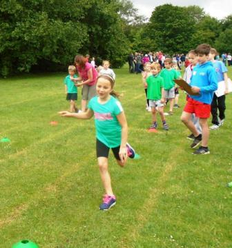 1 web KS1 sports day running