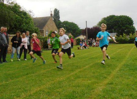 1 web KS2 Sports Day running 1